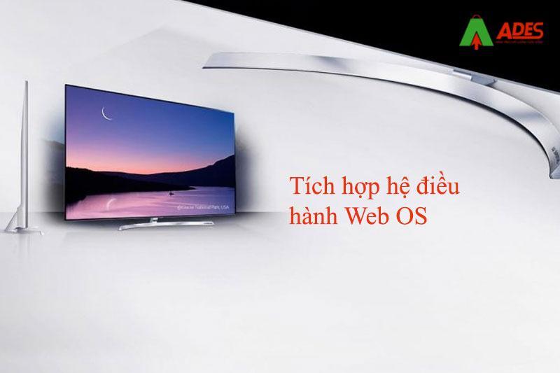 Tich hop he dieu hanh Web OS