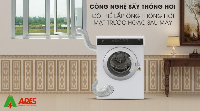 Cong nghe say thong hoi hien dai