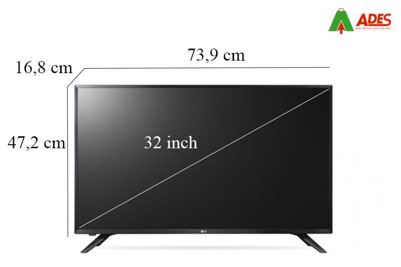 TiVi LG Led 32 inch 32LV300