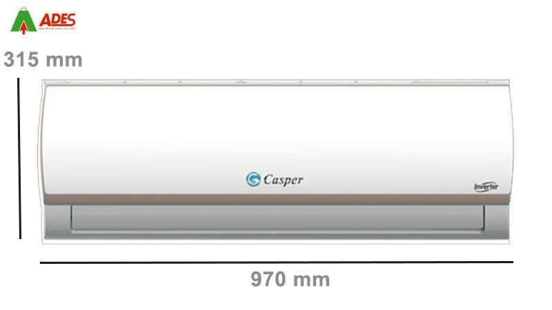 Dieu hoa Casper Inverter IC-18TL33