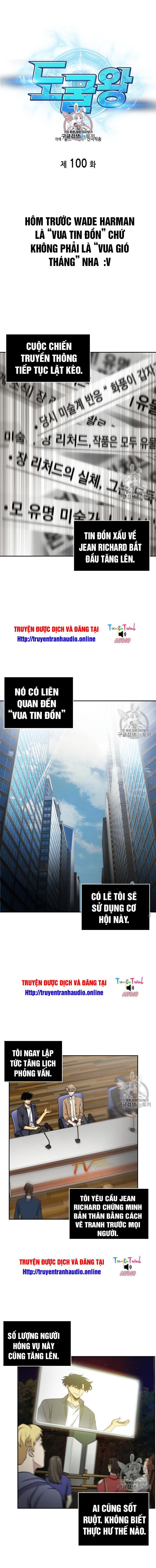 Vua Trộm mộ chap 100 - Trang 2
